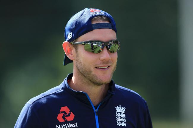 Stuart Broad has high hopes for England at the World Cup.