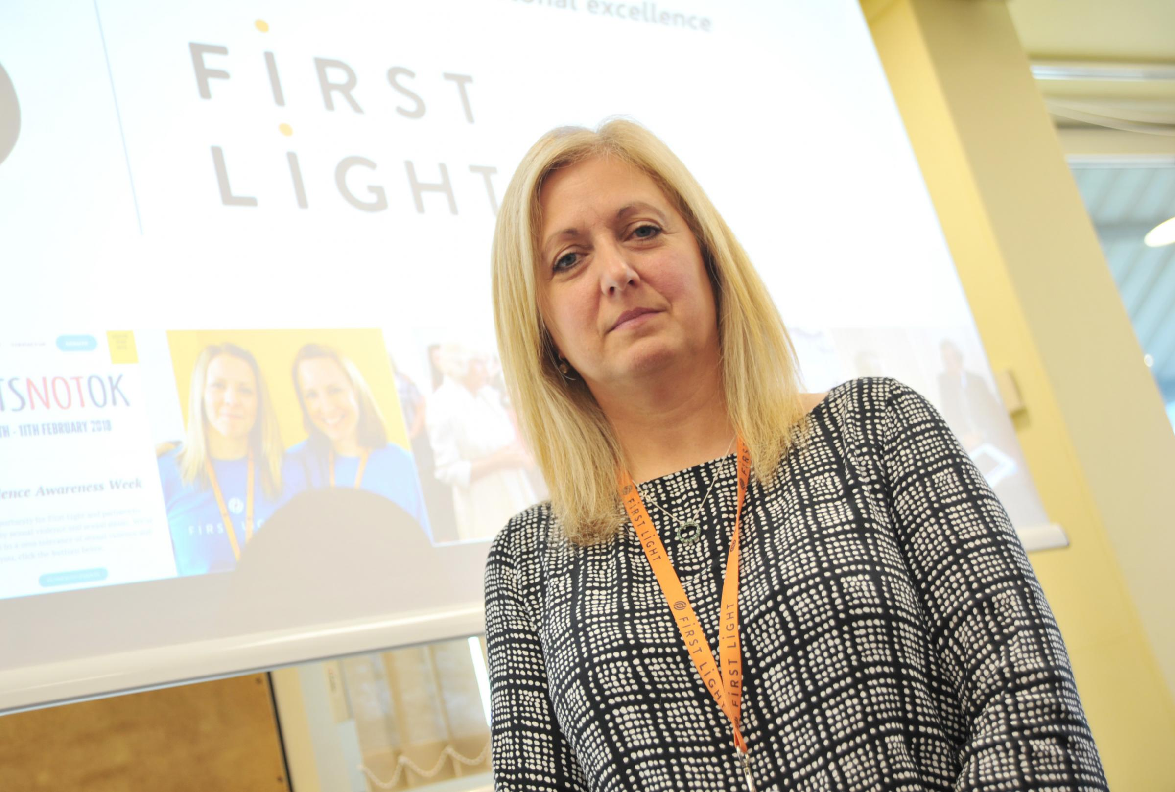 Swindon Sexual Assault Referral Centre bosses explain how you can report a sexual assault