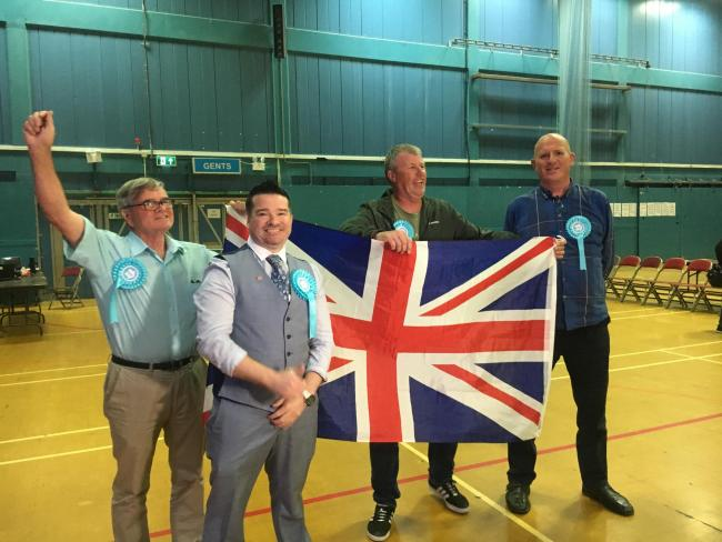 Brexit Party takes lion's share of the vote in Swindon European elections 2019