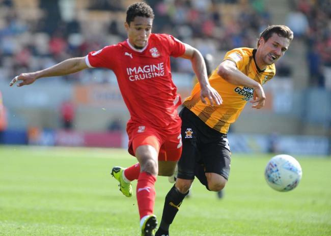 Knoyle snubs Town to link up with Calderwood at Cambridge
