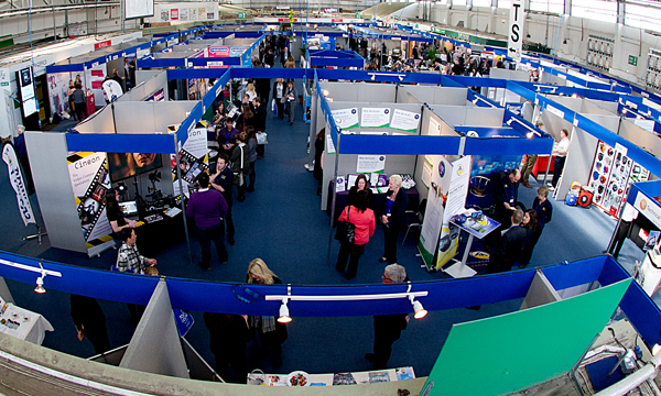 Hundreds of visitors expected at South West Expo Swindon in Steam today