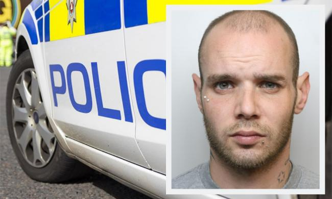 Wanted man Ryan Jones found by Wiltshire Police
