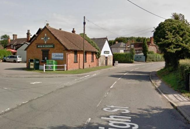 High Street, Bulford Picture: GOOGLE