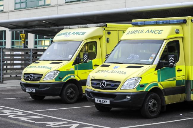 Great Western Hospital's A&E experienced one of its busiest April months on record 						Picture: ALEX SKENNERTON