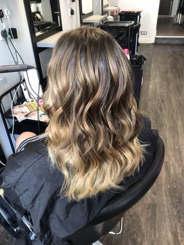 Libby Deller at Hair Candie is my go to hairdresser! Not only is she so lovely but is amazing and everything I've taken into the salon she has been able to recreate. Always honest and very professional. Wouldn't go anywhere else!